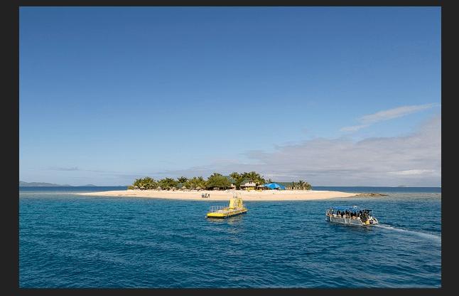 Terremoto sacudió a la isla de Fiji en el Océano Pacífico