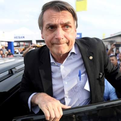 Candidato Jair Bolsonaro apuñalado en Brasil deja hospital