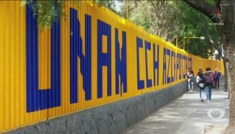En paro total 7 escuelas de la UNAM