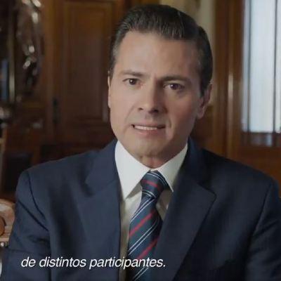 Peña Nieto resalta reformas estructurales de su gobierno