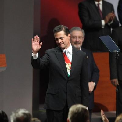 Enrique Peña Nieto y su Sexto Informe de Gobierno en Palacio Nacional