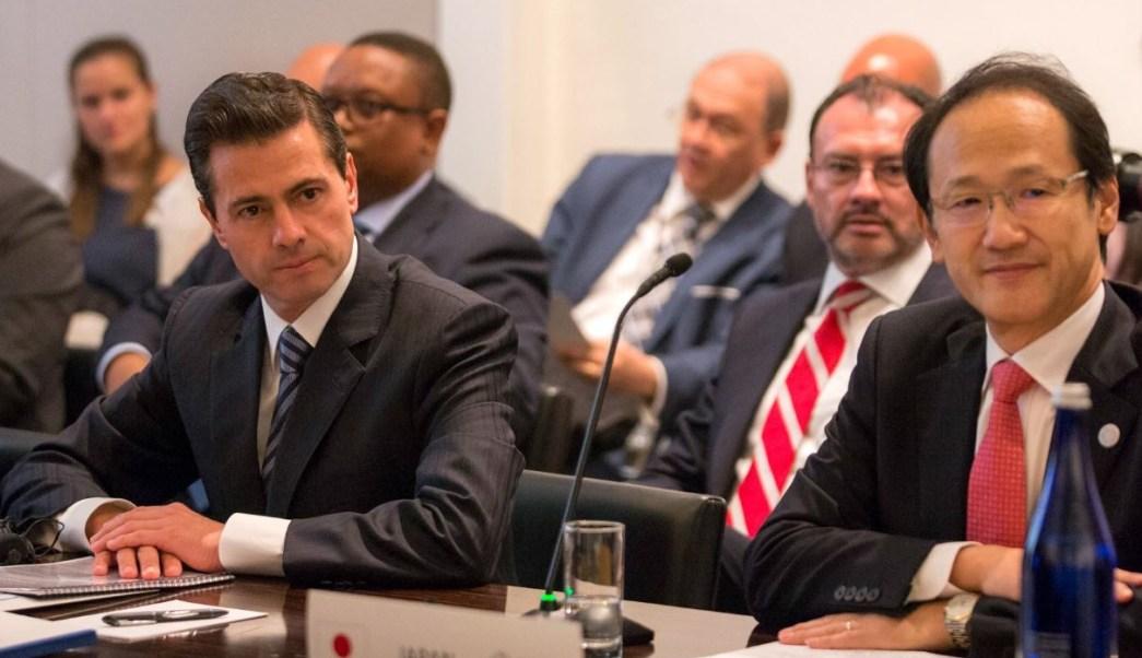EPN pide a ONU establecer estrategia conjunta contra sargazo