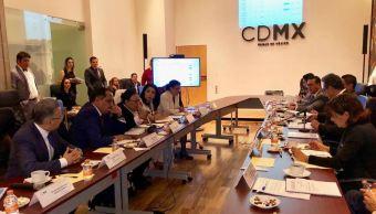 Transición de Gobierno CDMX lleva avance del 90%