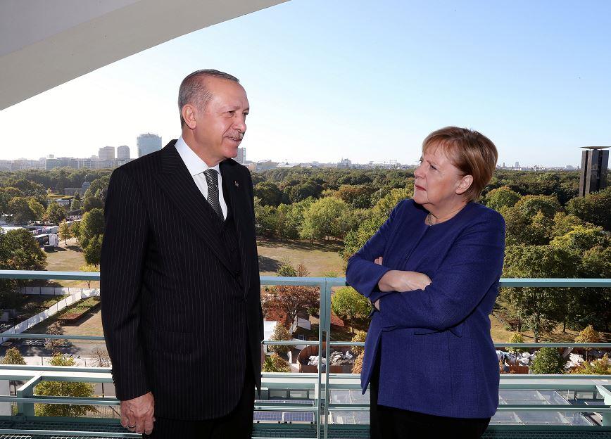 Visita de Erdogan a Alemania evidencia profundas diferencias