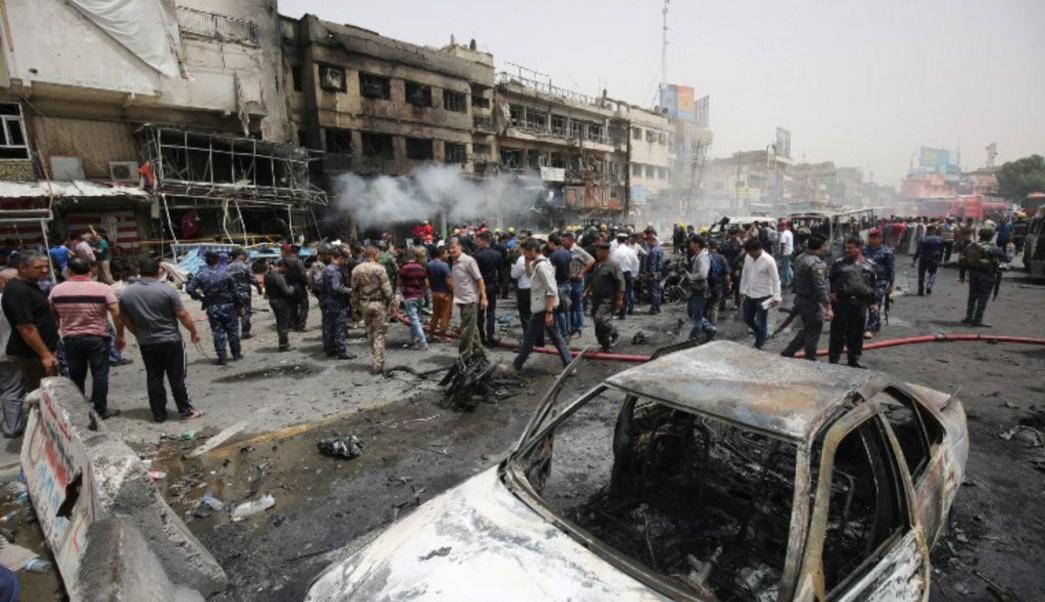 Estados Unidos desaloja consulado en Basora, Irak