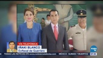 Exfiscal de Guerrero fija postura sobre caso Iguala