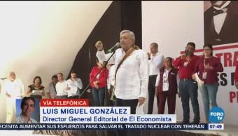 Mensaje de AMLO sobre Banxico es político: González