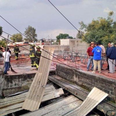 Explosión de pirotecnia en iglesia de Coyoacán deja cuatro lesionados