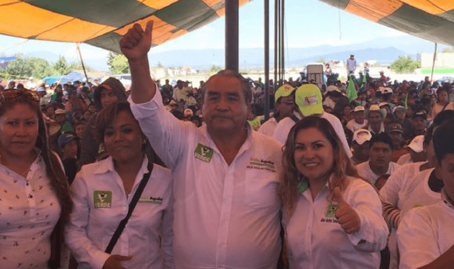 Ejecutan a Félix Aguilar Caballero, alcalde electo de Nopalucan, Puebla