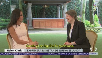Fracasa combate a las drogas en México, dice exprimera minis