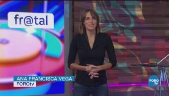 Fractal: Programa del 3 de septiembre de 2018
