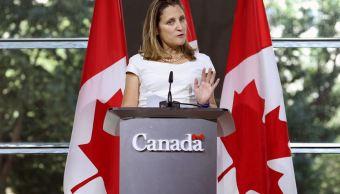 Canadá se niega a negociar el TLCAN mediante tuits