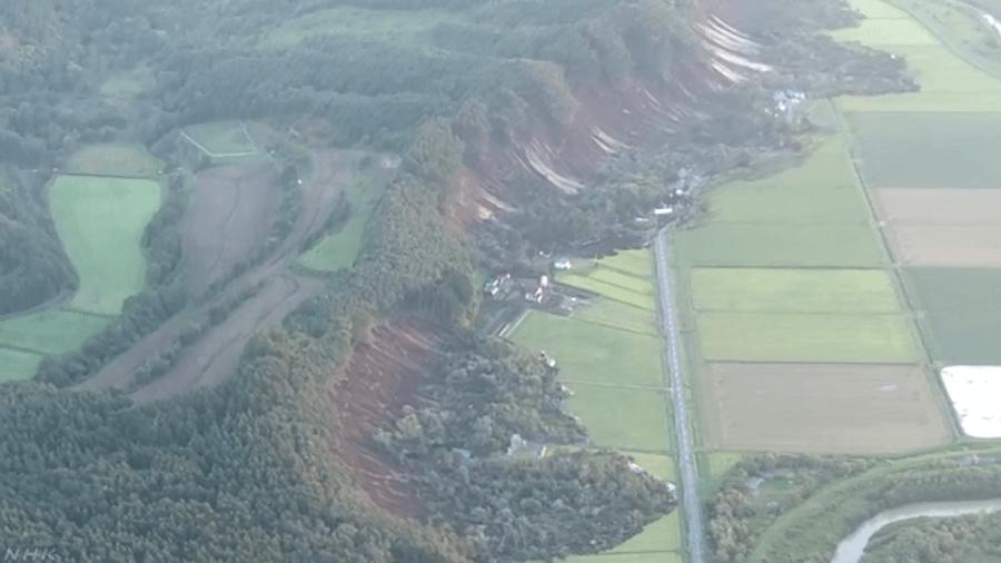 Fuerte sismo en Japón hoy deja casas colapsadas en Hokkaido