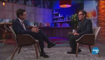 Genaro Lozano Conversa Con Justin Vaïsse