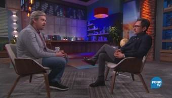 Genaro Lozano entrevista a Jan-Albert Hootsen