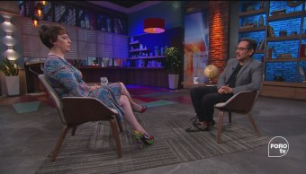 Genaro Lozano entrevista a Yoanna Shubich Green