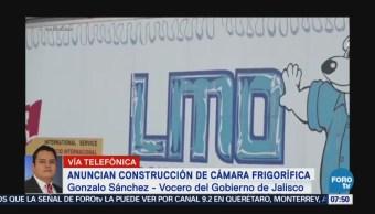 Gobierno de Jalisco defiende construcción de frigoríficos