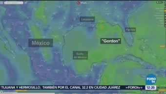 'Gordon' ponen en alerta máxima a costas de EU