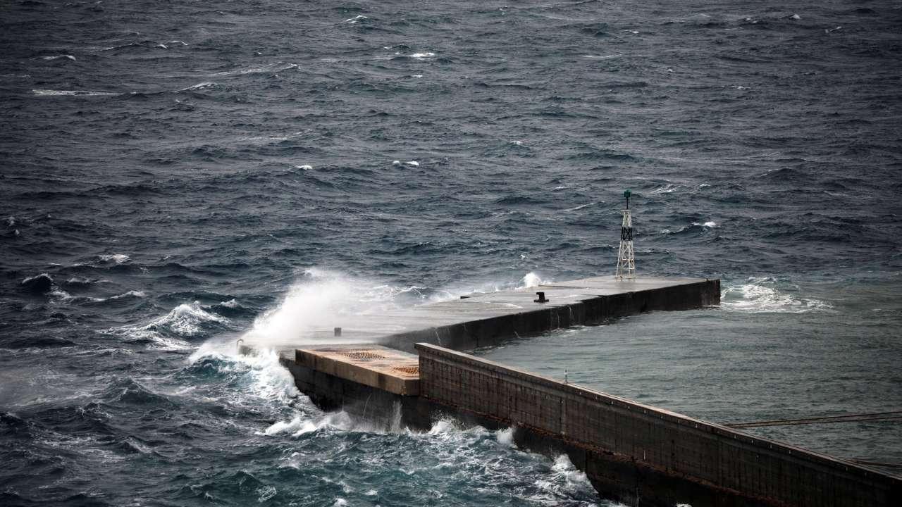 Alerta en Grecia por inusual ciclón tropical en Mediterráneo