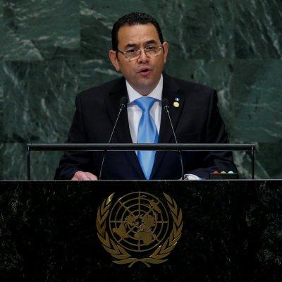 Morales acusa a comisión anticorrupción de la ONU de 'montar terror' en Guatemala