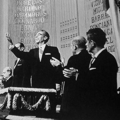 Presidentes Echeverría y Díaz Ordaz trabajaban para la CIA