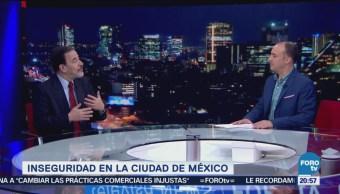Hay Perspectiva Vacío Poder En México