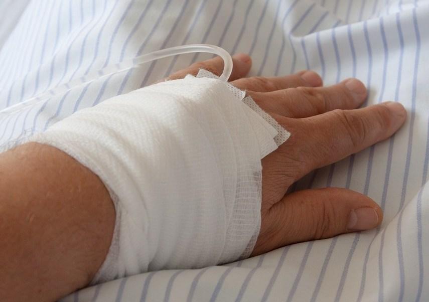 Hombre Se Autoamputa Pene Infección, Gangrena De Fournier, Gangrena En El Pene, Fascitis Necrotizante, Pene, Amputación