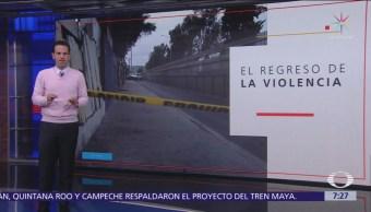 Homicidios aumentan en Tijuana por lucha entre cárteles