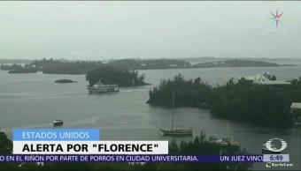 Huracán 'Florence' provoca evacuación de un millón de personas en EU
