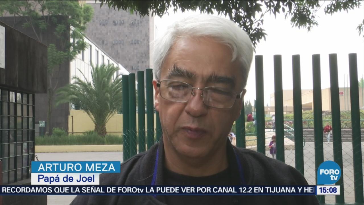 Padres De Alumno UNAM Lesionado Por Porros, Temen Por Si Vida
