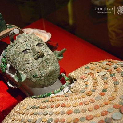 INAH exhibirá la 'Reina Roja' en Museo Regional de Chiapas