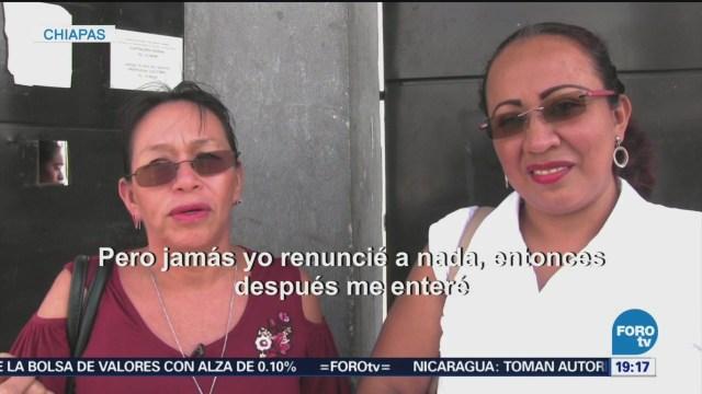 INE Investiga Renuncia Mujeres Cargos De Elección