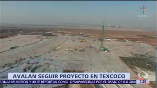 Ingenieros de México apoyan proyecto del NAIM