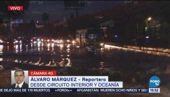 Inundación Provoca Cierre Circuito Interior Oceanía