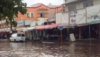 Lluvias en Sinaloa, las más intensas de los últimos 10 años