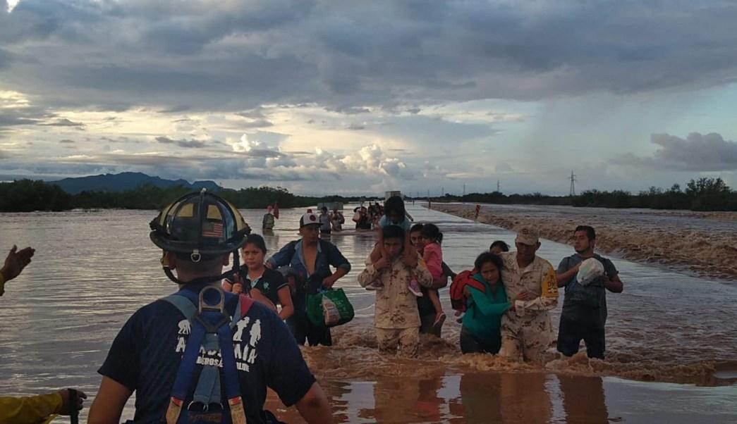 Clima Sonora hoy; activan plan DN-III-E por lluvias
