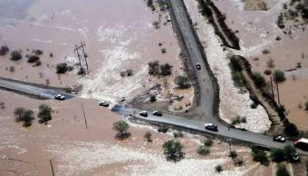 Prevén más lluvias para las próximas horas en Sonora