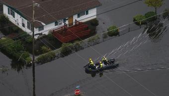 'Florence' sigue dejando catastróficas inundaciones en EU