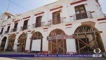 Istmo de Tehuantepec no se recupera del sismo del 7S
