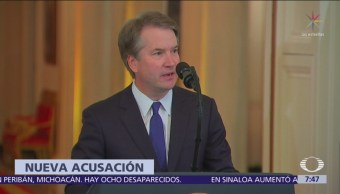 Juez Brett Kavanaugh, acusado por 2 mujeres de abuso sexual
