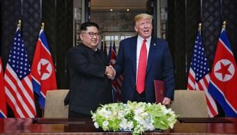 Kim Jong-un solicita segundo encuentro con Trump
