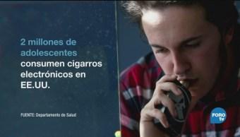 Epidemia Desataron Cigarros Electrónicos Enfermedades Salud