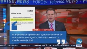 Vinculan Proceso Presunto Agresor Estudiantes UNAM