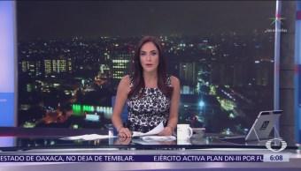 Las noticias, con Danielle Dithurbide: Programa del 10 de septiembre del 2018