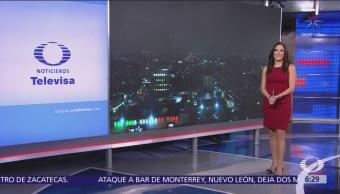 Las noticias, con Danielle Dithurbide Programa 17 septiembre