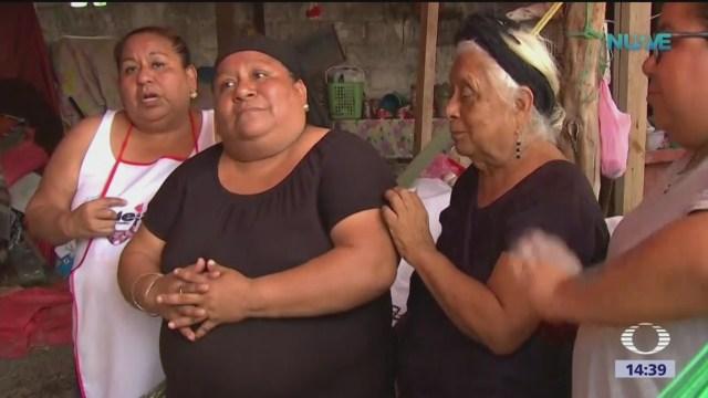 Habitantes Oaxaca Recuerdan Sismo Hace Un Año