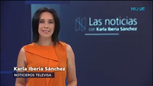 Las Noticias, con Karla Iberia: Programa del 11 de septiembre de 2018