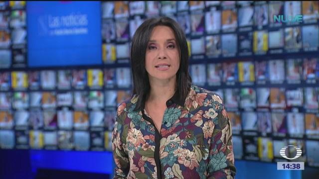 Las Noticias con Karla Iberia Programa 12 de septiembre