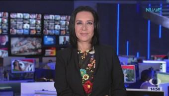 Las Noticias, con Karla Iberia Programa del 24 septiembre