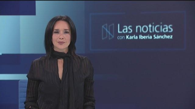 Las Noticias, con Karla Iberia: Programa del 3 de septiembre de 2018